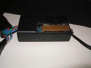 Amplificador para el auto - Gabinete