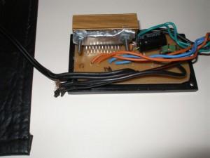 Amplificador para el auto - Vista componentes
